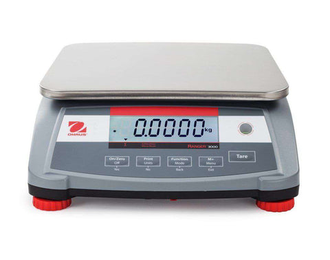 Ohaus Ranger R31P30 Compact Bench Scale 60 lb* 0.02 lb WITH Warranty