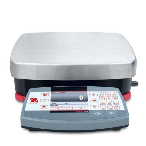 Ohaus R71MD60 Ranger 150.0 lb X 0.002 lb 7000 Counting Scale 2 Year Warranty