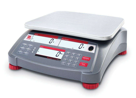 OHAUS RC41M15 Ranger 4000 Counting Scales 30 lb x .001 lb 1 Year Warranty