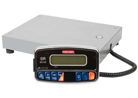 Torrey SR-50/100 Receiving Scale 50kg/100lb with Warranty
