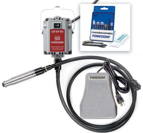 K.SRH440-2 Industrial Kit with Square Drive Shafting 230 Volt - Ramo Trading