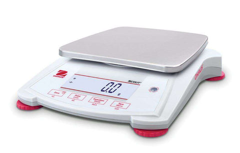 OHAUS Scout SPX8200 Capacity 8200g Portable Balance Scale 2 Year Warranty