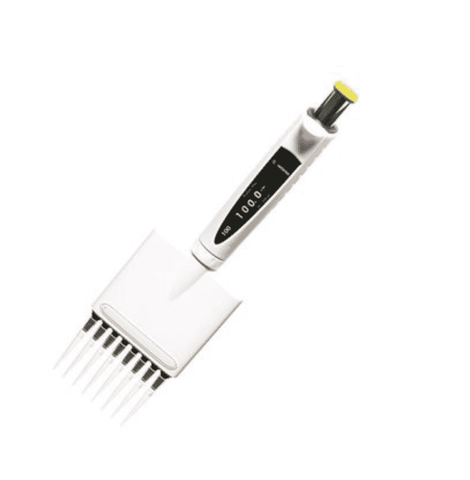 Sartorius Proline Plus 728130 Mechanical Pipette, 8-ch, 10-100 µl Volume Range with Warranty