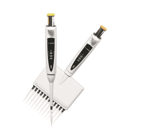 Sartorius Proline Plus 728567 Mechanical Pipette, 1-ch, 500 µl Volume Range with Warranty