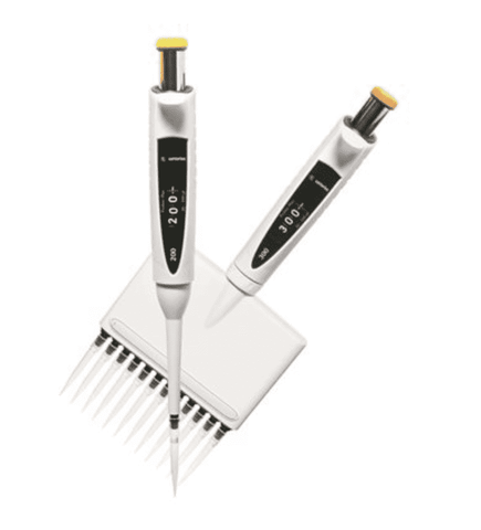 Sartorius Proline Plus 728590 Mechanical Pipette, 1-ch, 10 ml Volume Range with Warranty