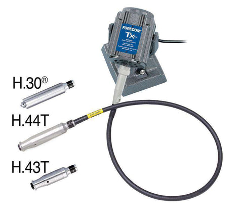 Foredom TXM Bench Motor with Built-in Control, Choose Handpiece with Warranty