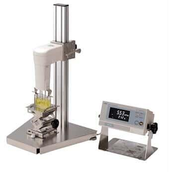 A&D Weighing SV-100A Tuning Fork Vibration Viscometer, 1000 to 100,000 cp with Warranty