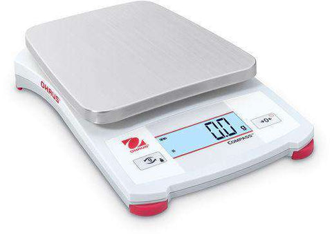 OHAUS CX5200 Compass™ CX Portable Balance Capacity 5,200 g x 1 g with Warranty