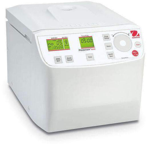 Ohaus FC5513 120V Frontier 5000 Series Micro Centrifuge, with 2 Year Warranty