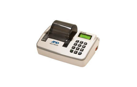 A&D AD-8127 Compact Multi-Function Printer with LCD Display with Warranty