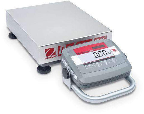 Ohaus D31P15BR5 Bench Scale Defender 3000 Low Profile 33.0 lb x 0.005 lb with Warranty