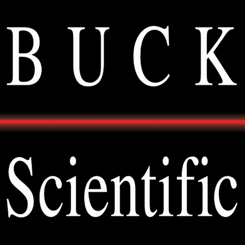 BUCK Scientific 6112 Evacuable Barrel