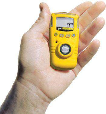 BW Technologies GAXT-H-DL Gas Alert Extreme Detector H2S Yellow