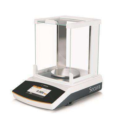 Sartorius SECURA213-1S Toploading Balance, 210g x 0.001g iso Calibration with Warranty