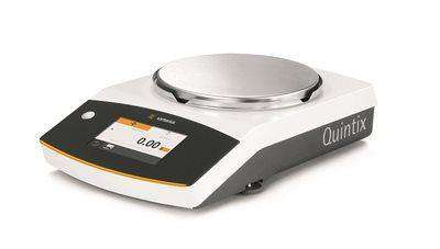 Sartorius QUINTIX612-1S Toploading Balance 612, 610g x 0.01g internal Calibration with Warranty