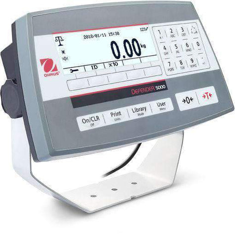 Ohaus TD52P, Defender 5000 Digital Weight Indicator, NTEP with Warranty