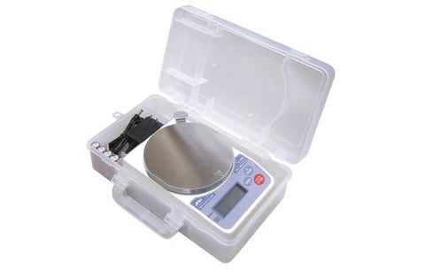 A&D Weighing Ninja HL-200iVP Compact Scale, 200g x 0.1g with External Calibration and Carrying Case with Warranty