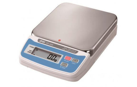 A&D Weighing HT-300 310g, 0.1g, Compact Scale - 2 Year Warranty - Ramo Trading