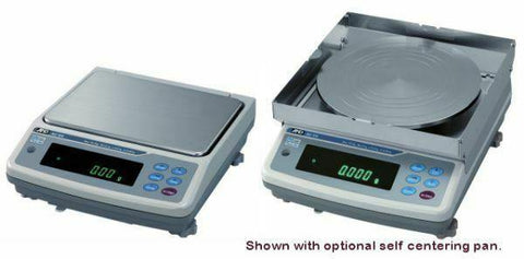 A&D Weighing MC-10KS Mass Comparator with glass Breeze Break 10.1kg x 0.001 g, 10.6 x 8.3 with Warranty