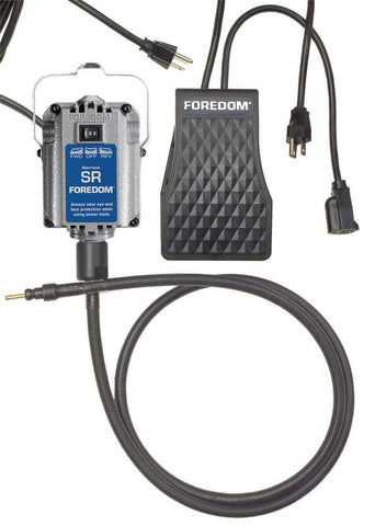 Foredom K.8316 Equine Dental Kit Square Drive 18,000 RPM, Handpiece Set, Foredom, Ramo Trading