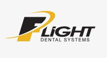 "Flight Dental System PM-CUSP-4200 2"" Post Mounted Cuspidor and A6 Utility Box no Valve/Regulators"