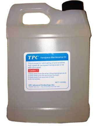 TPC Dental Lubrication Fluid - 1 liter
