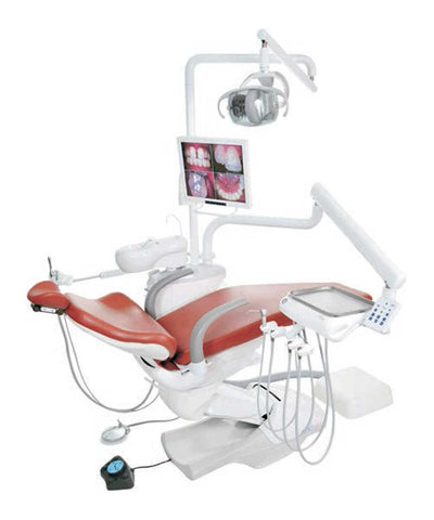 TPC Dental MP2000-600LED Mirage Operatory Package with Cuspidor with Warranty - Ramo Trading