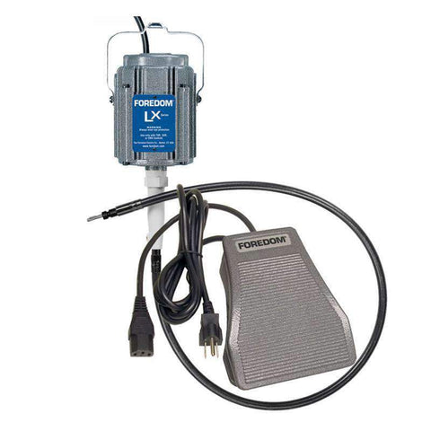 Foredom M.LX Hang-Up Motor with choice of Speed Control with Warranty