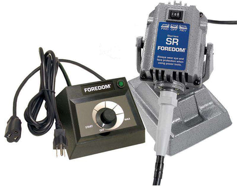 Foredom M.SRB Bench Motor with choice of Speed Control with Warranty