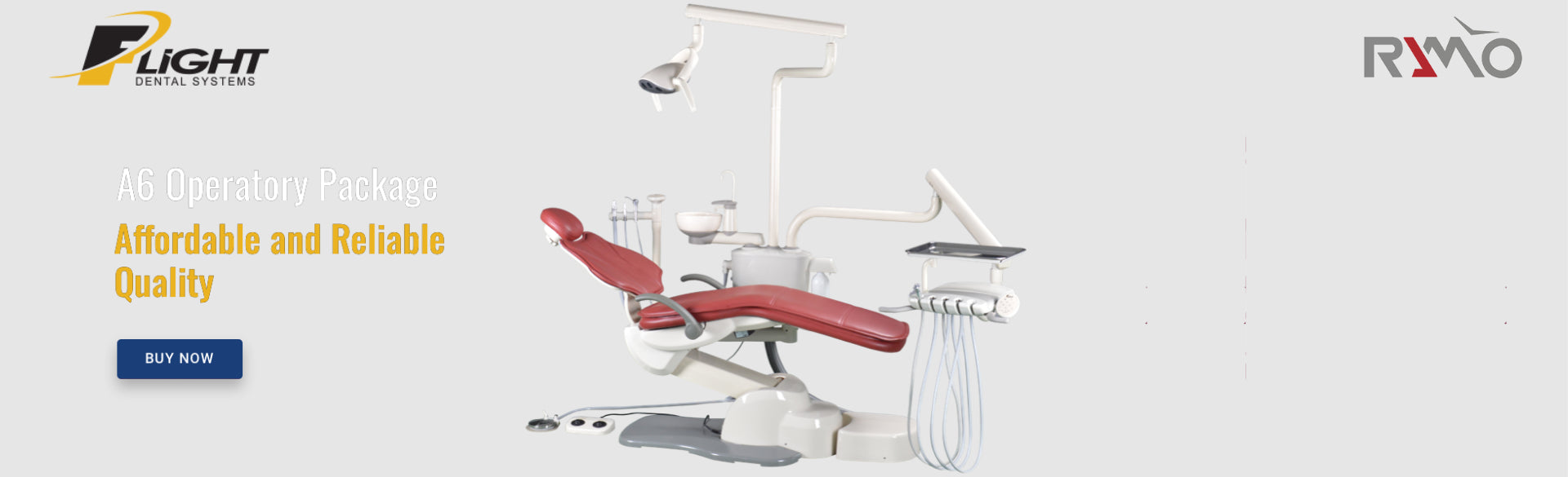 Flight Dental Systems Operatory