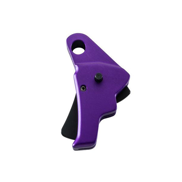 Glock Action Enhancement Trigger - Purple
