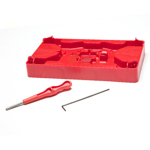 M&P Armorers Tray & Pin Punch