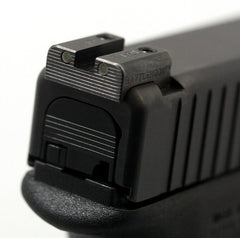 BattleHook Sights, Glock Small Frame - Choose Sight Type