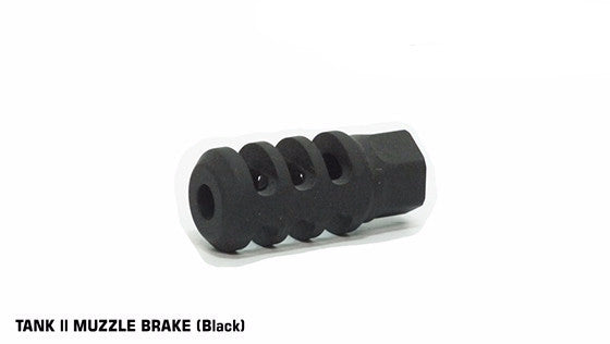 Tank II Muzzle Brake (Select Color)