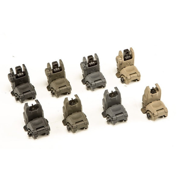 Magpul MBUS Front and Rear Set (Select Color)