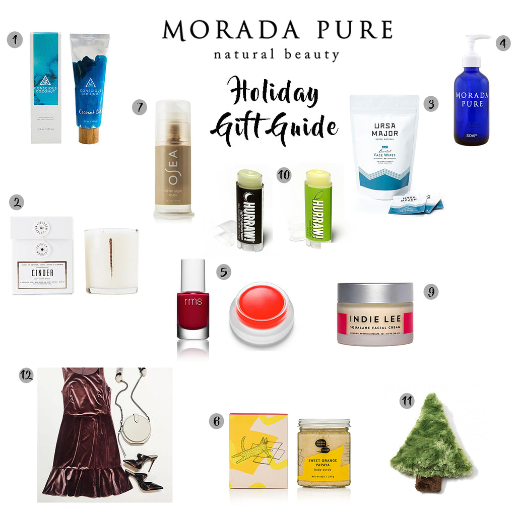 Morada Pure's Holiday Gift Guide!