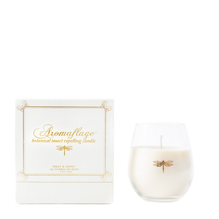 Aromaflage Botanical Candle & Bug Repellent