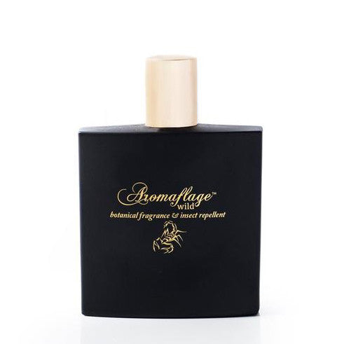 Aromaflage Wild Botanical Fragrance & Bug Repellent