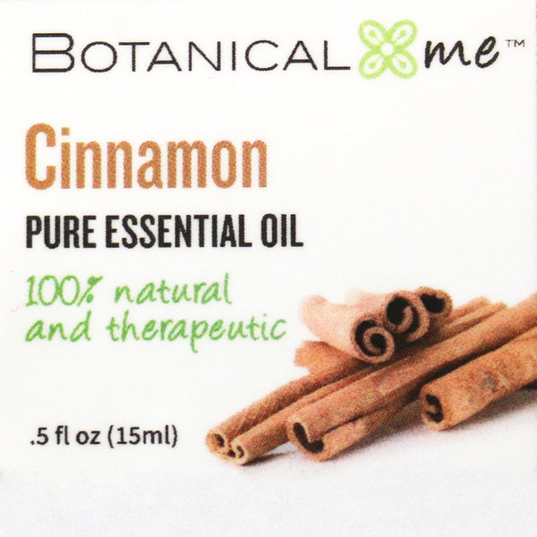 Cinnamon Organic Essential Oil - Botanical Me
