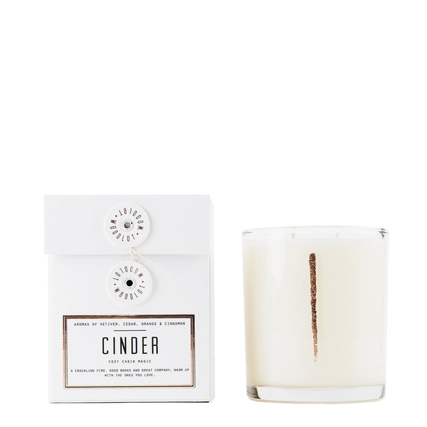 Cinder Candle Woodlot