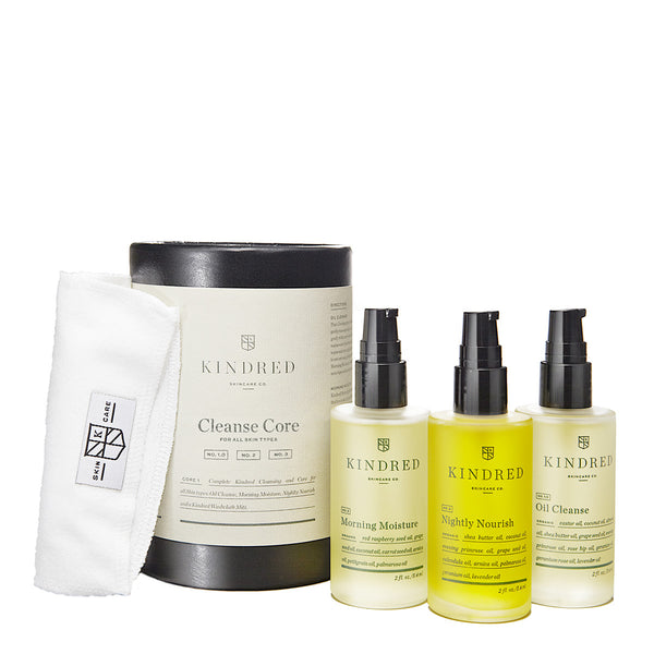 Cleanse Core - Kindred Skincare Co