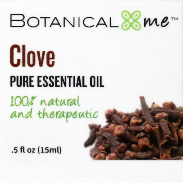 Clove Organic Essential Oil - Botanical Me