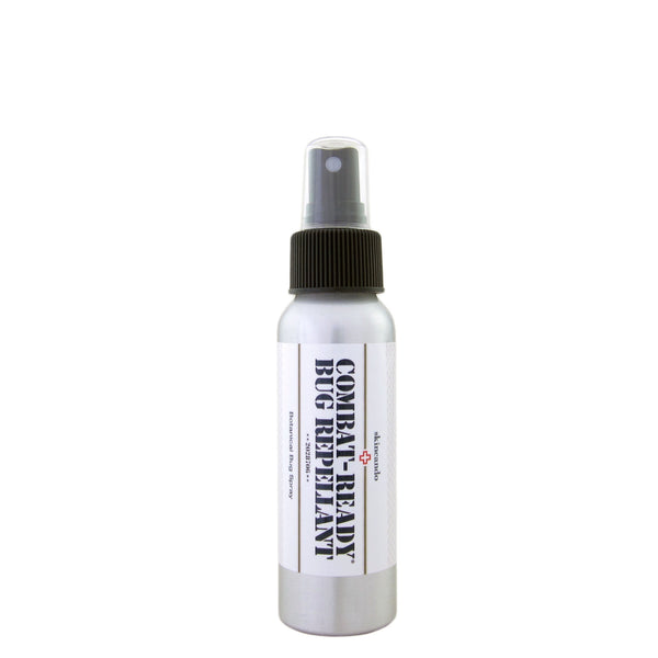 Combat Ready Natural Bug Spray - Skincando