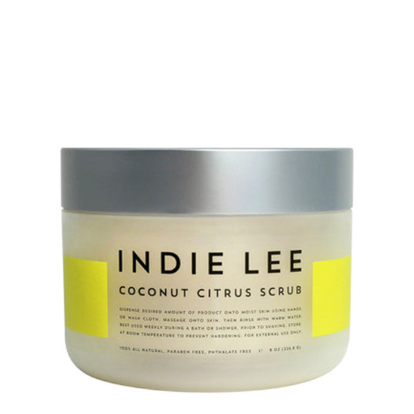 Coconut Citrus Scrub - Indie Lee