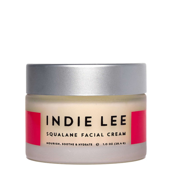 Squalane Facial Cream Indie Lee