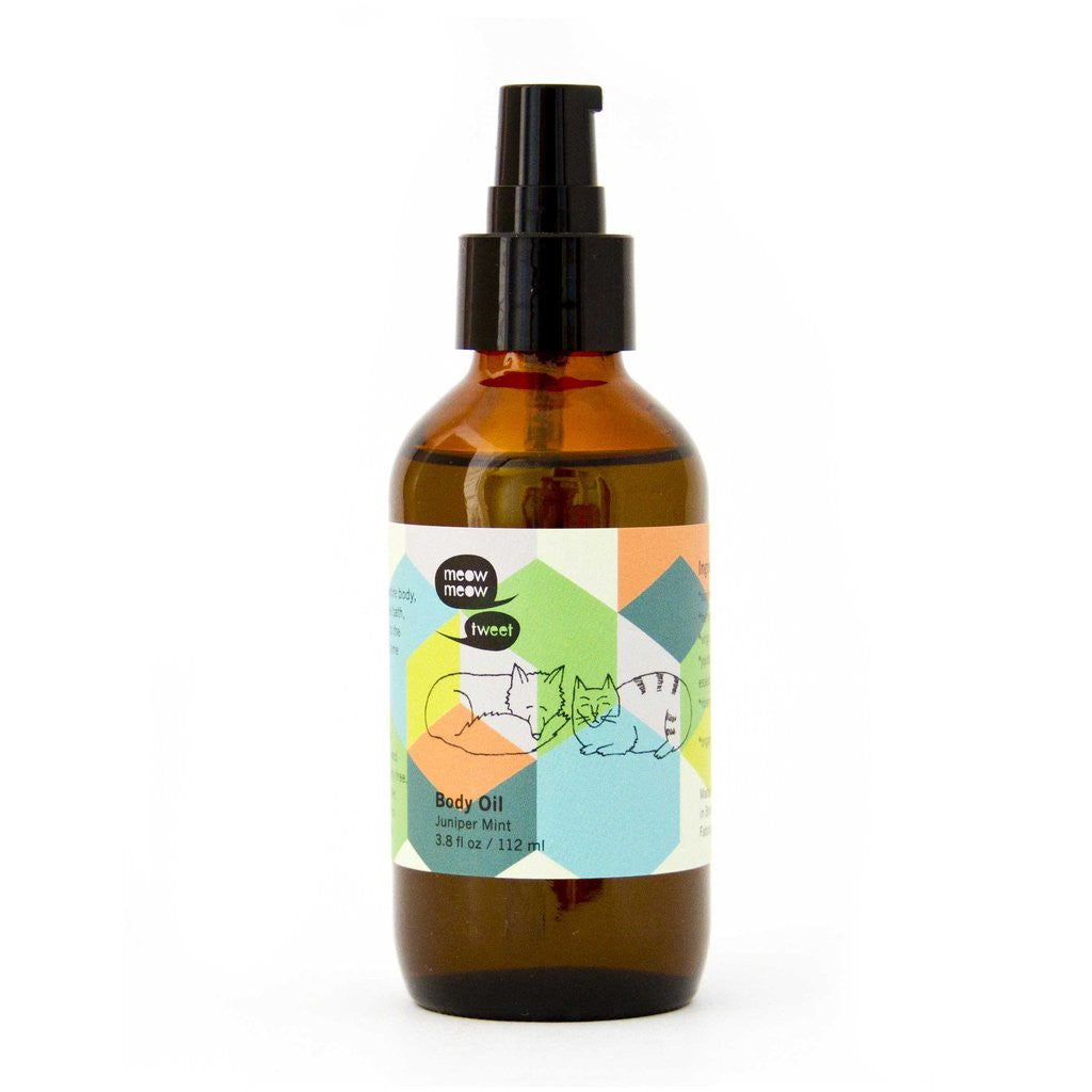 Juniper Mint Body Oil