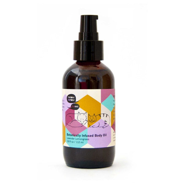 Lavender Lemongrass Body Oil