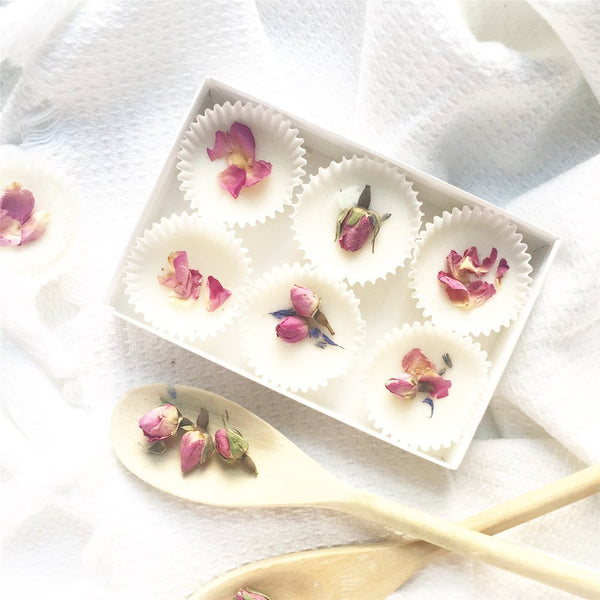 Lavender Rose Bath Melts - Rica Bath & Body