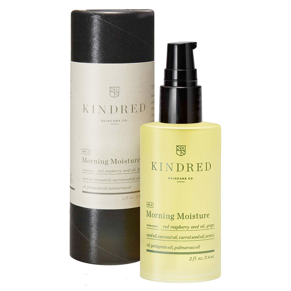 Morning Moisture - Kindred Skincare