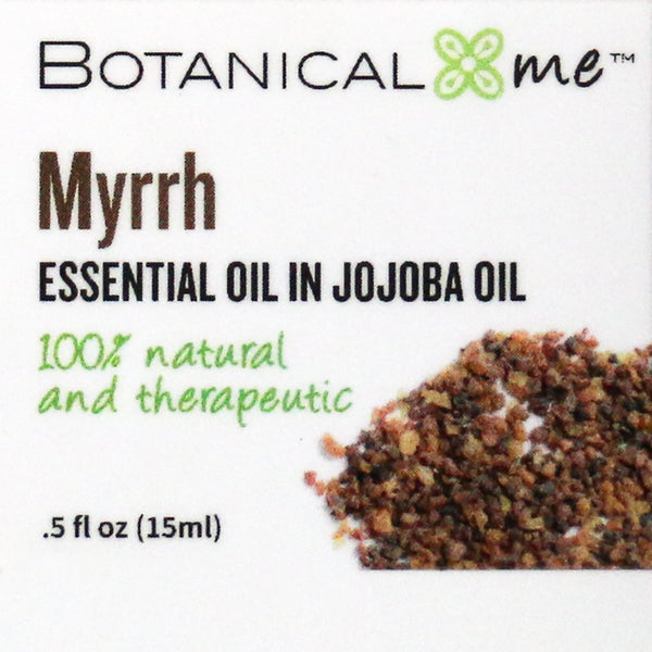 Myrrh Wildcrafted Essential Oil - Botanical Me